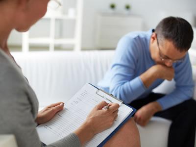 Stress kann zu einem Zusammenbruch führen. Steuern Sie rechtzeitig dagegen.