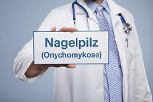Nagelpilz - latein: Onychomykose