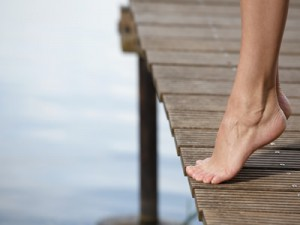 Gepflegte Füße zeigt man in der Badesaison gern her.