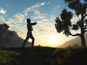 Tai Chi bringt Entspannung und lindert Schlafstörungen