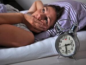 Stress führt schnell zu Schlafstörungen