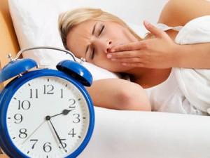 Schlafstörungen belasten viele Menschen.