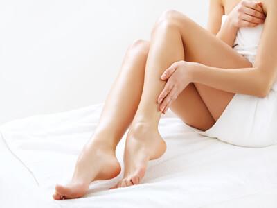 Viel Bewegung hält die Beine in Form.